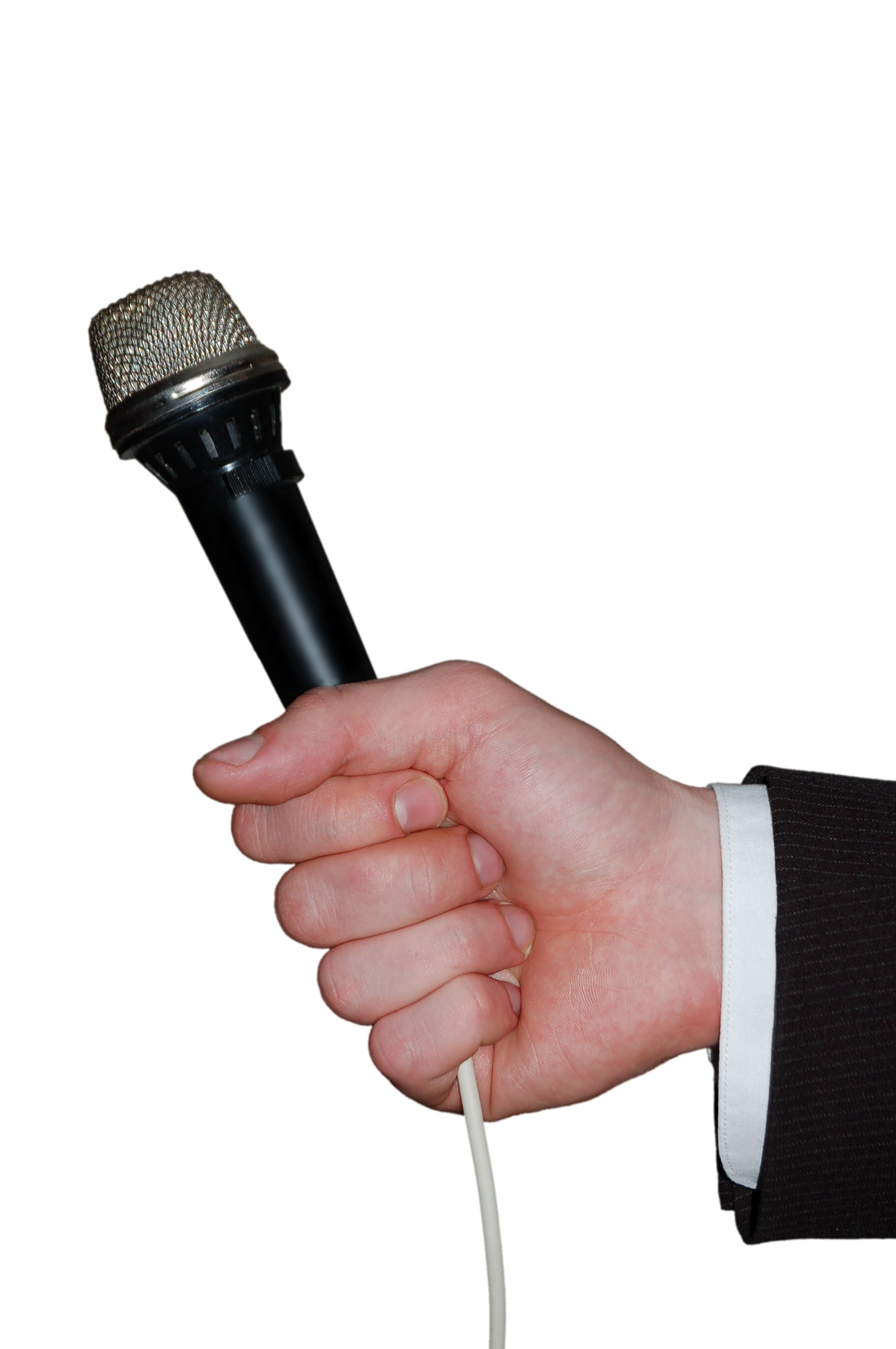 Microphone In Hand : Tell your story wames working for me in wales