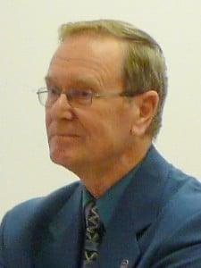 Dr Nigel Speight